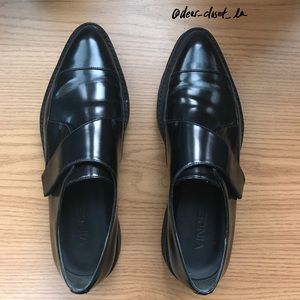 Vince Arden Polished Leather Creepers